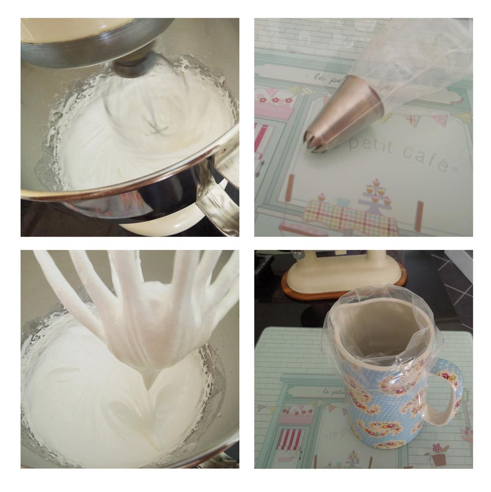 meringue with no lactose