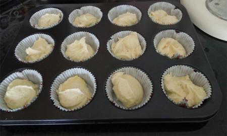 lactose free cupcake batter