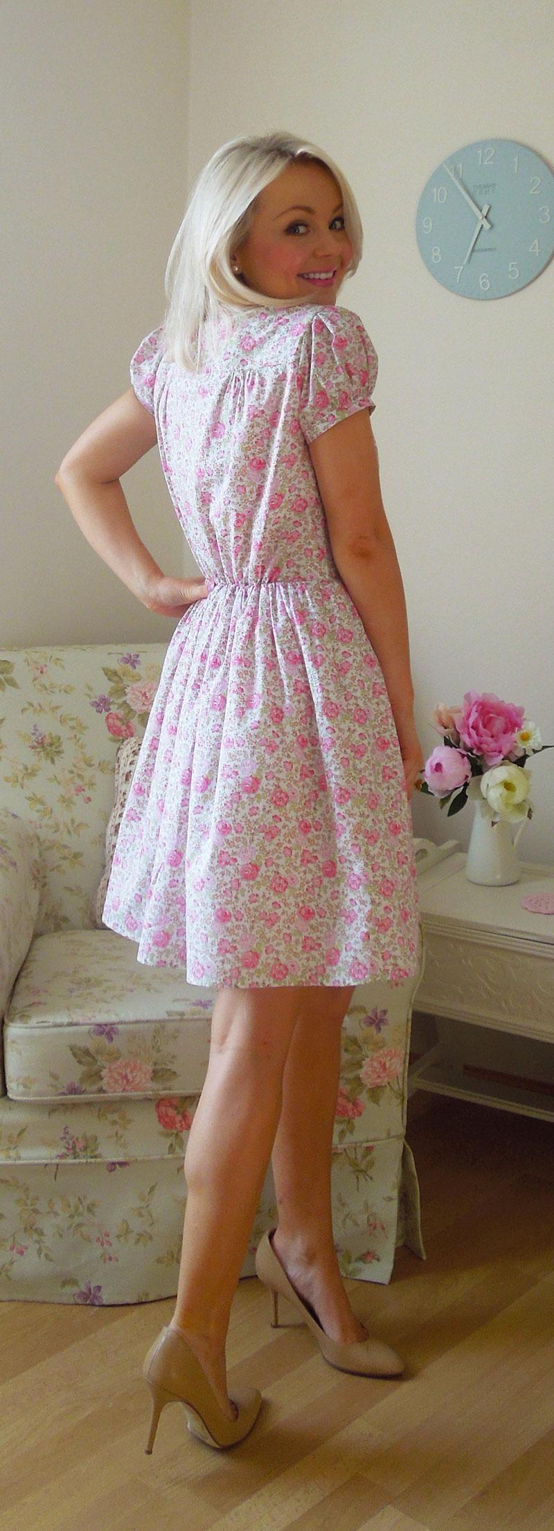 Simplicity 1880 shirt dress