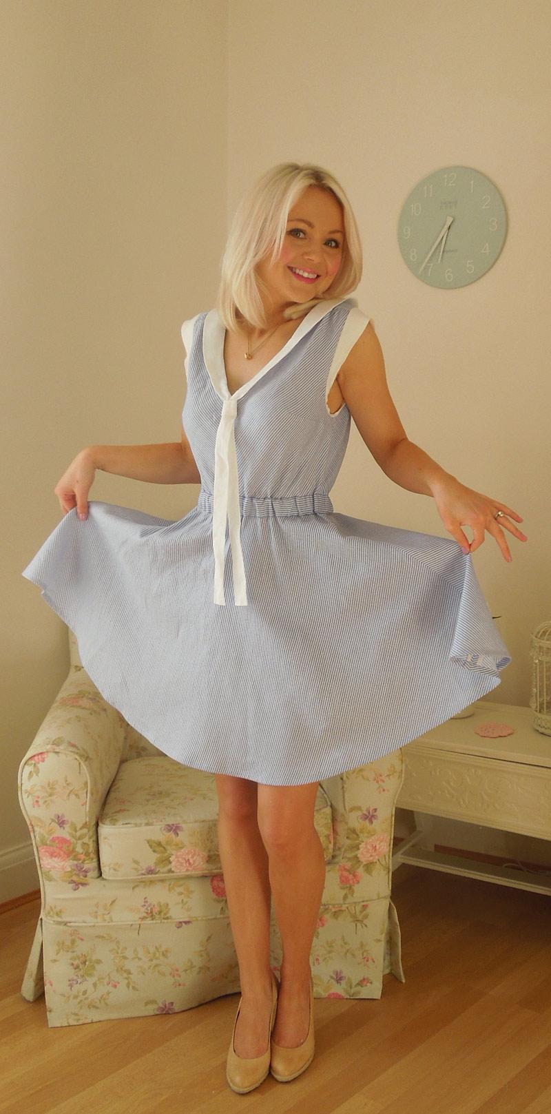Reglisse Dress Open