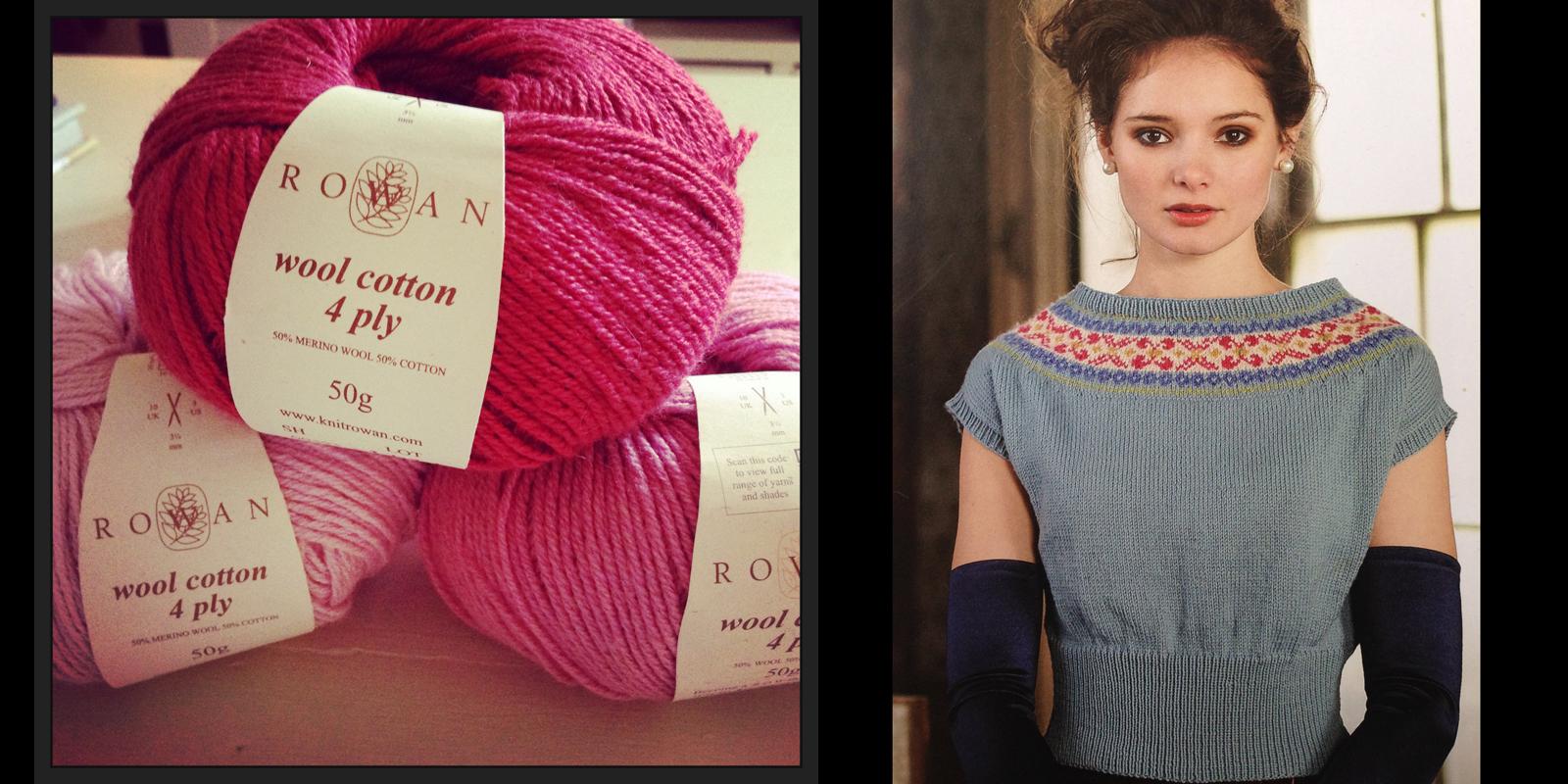 Knitting plans