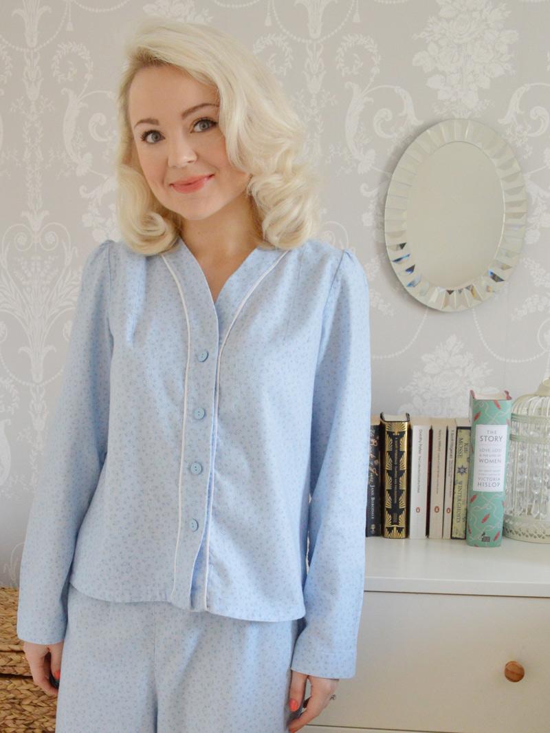 Vintage Pyjamas Image 1