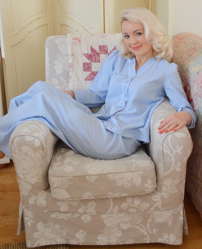Vogue Vintage Pyjamas
