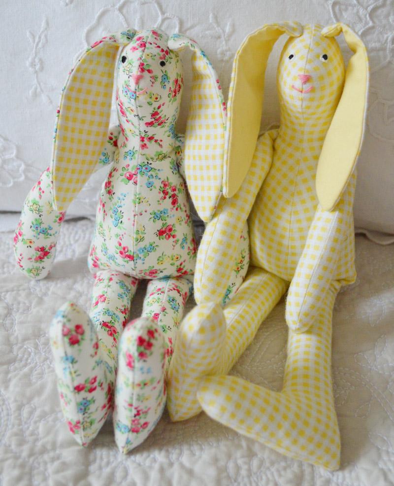 Sunny Hand Made Bunnies