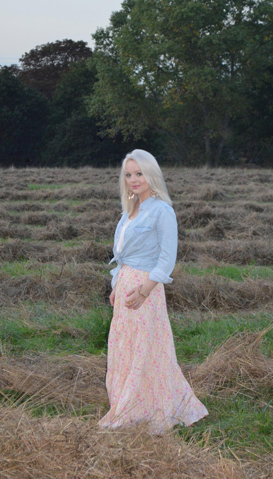 Gypsy-skirt